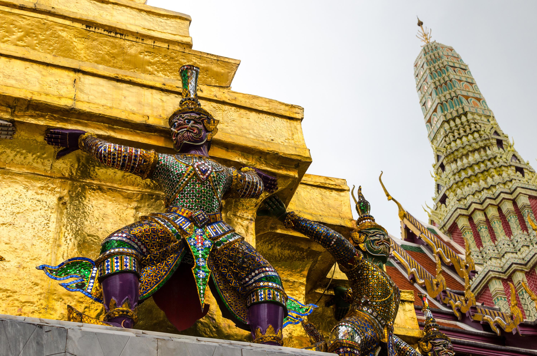 Visiting Grand Palace Wat Pho And Wat Arun In Bangkok The