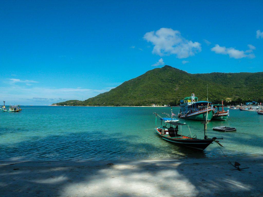 Tajlandia to jeden z najlepszych krajów do samodzielnego podróżowania