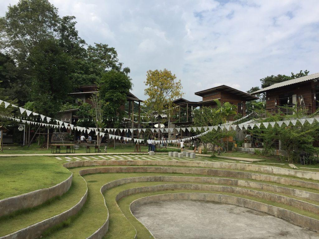 Baan Kang Wat Artist Village in Chiang Mai
