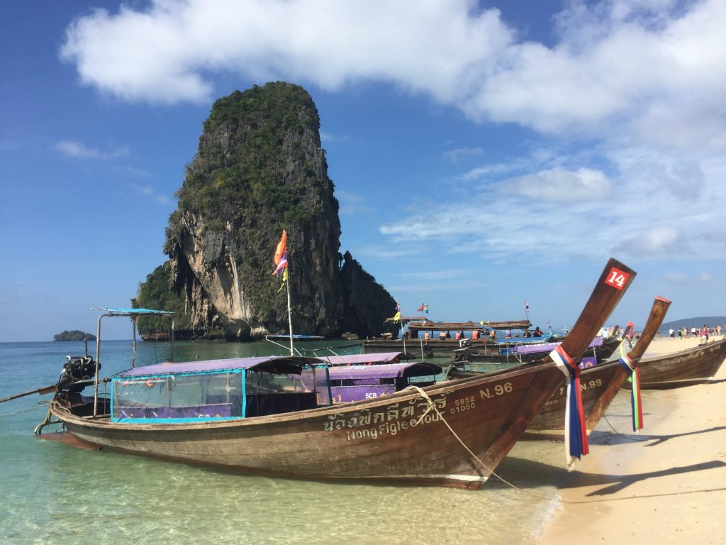 Railay Beach is one of the most stunning places in Thailand