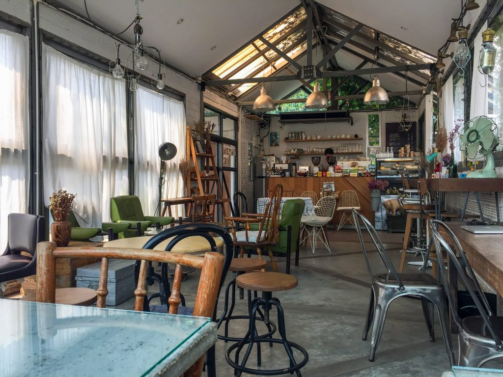 Inside The Barn Eatery and Design in Chiang Mai
