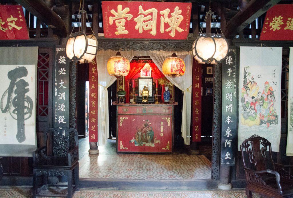 W starych domach handlowych możesz zobaczyć jak żyli kiedyś kupcy z Hoi An