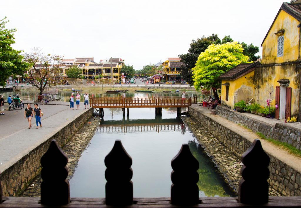 Spacery brzegiem rzeki są w Hoi An najlepszym sposobem na spędzenie tutaj czasu