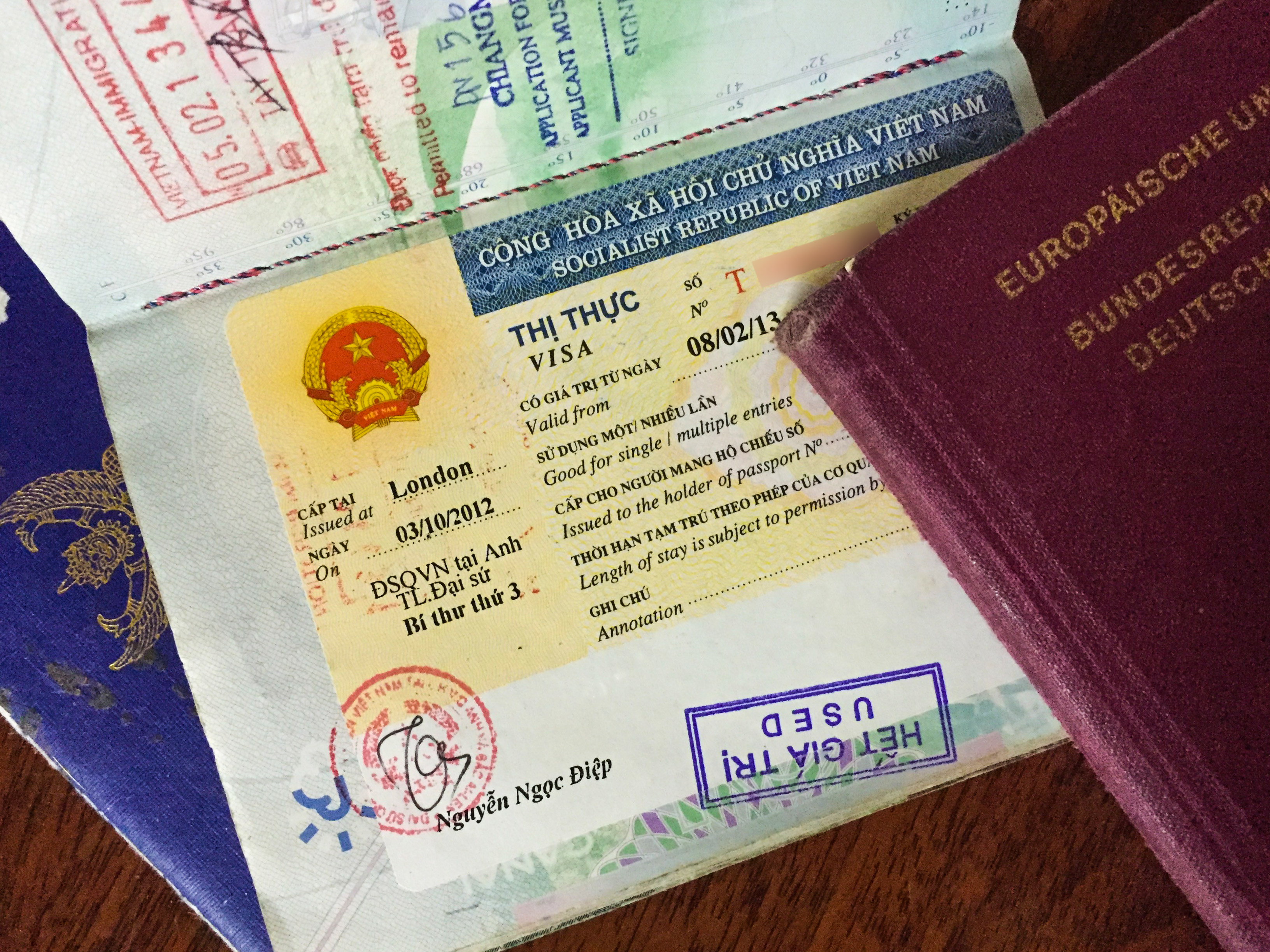 Visa on Arrival to Vietnam in a nutshell - The Blond Travels