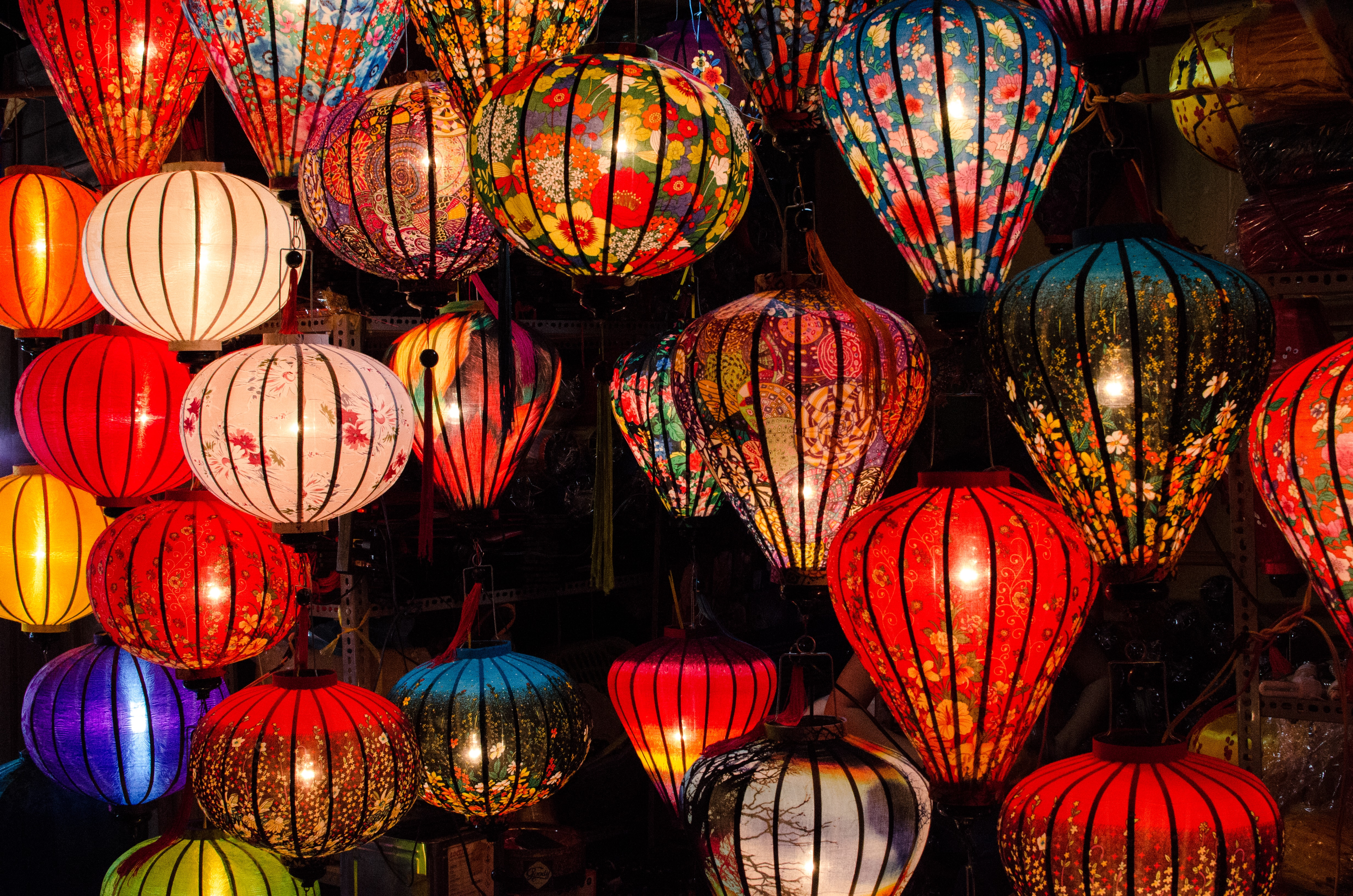 Full Moon Festival In Hoi An The Blond Travels