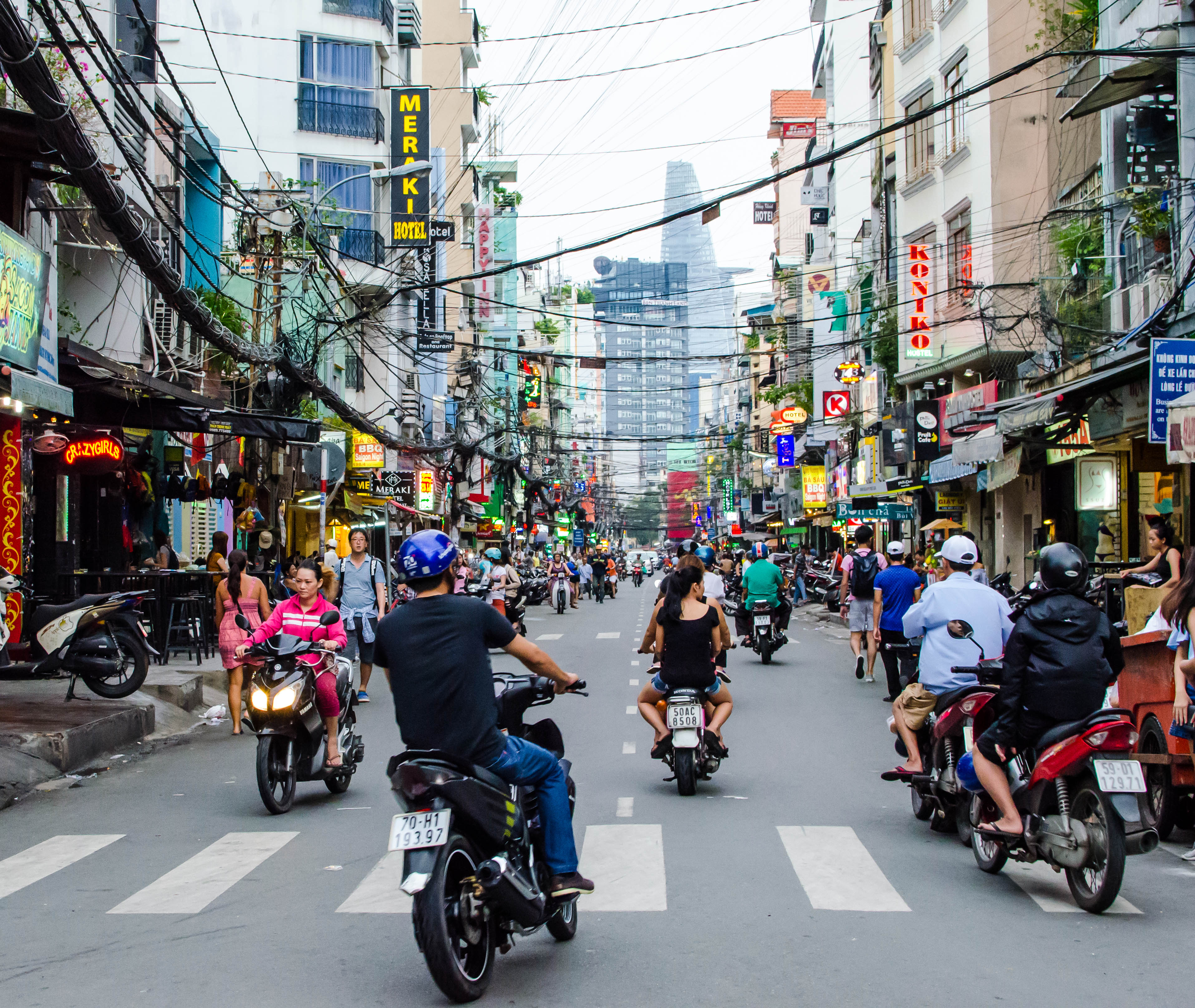 6 reasons why you should move to Ho Chi Minh City - The Blond Travels