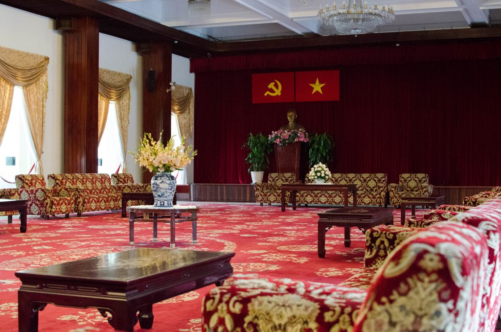 Independence Palace Ho Chi Minh City