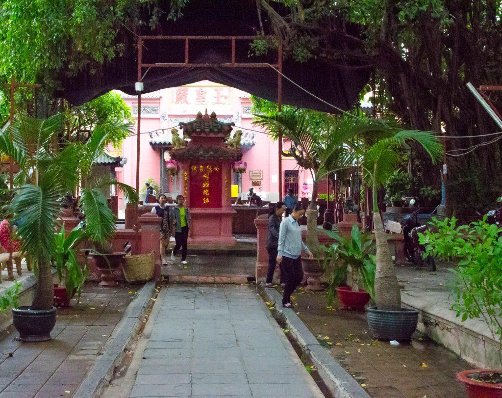 Emperor Jade Pagoda Ho Chi Minh City