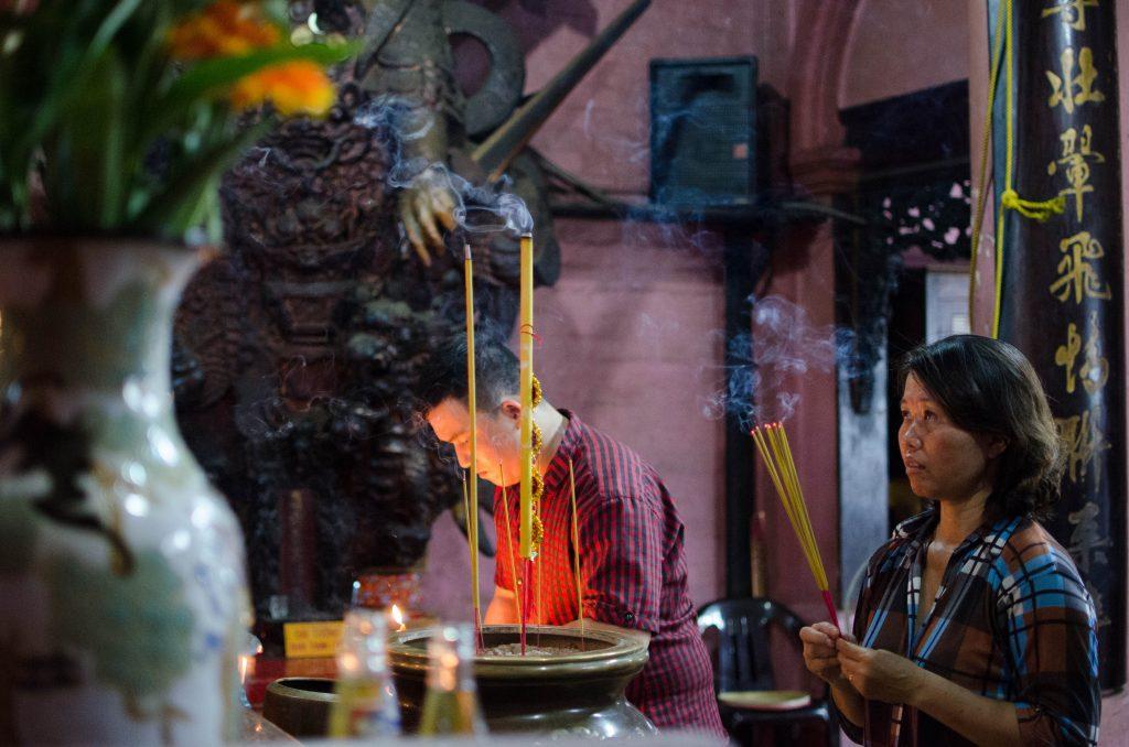 Jade Emperor Pagoda Ho Chi Minh City