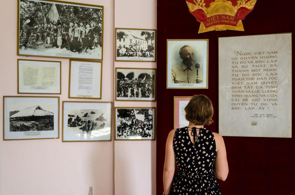da-nang-military-museum-ho-chi-minh-exhibition