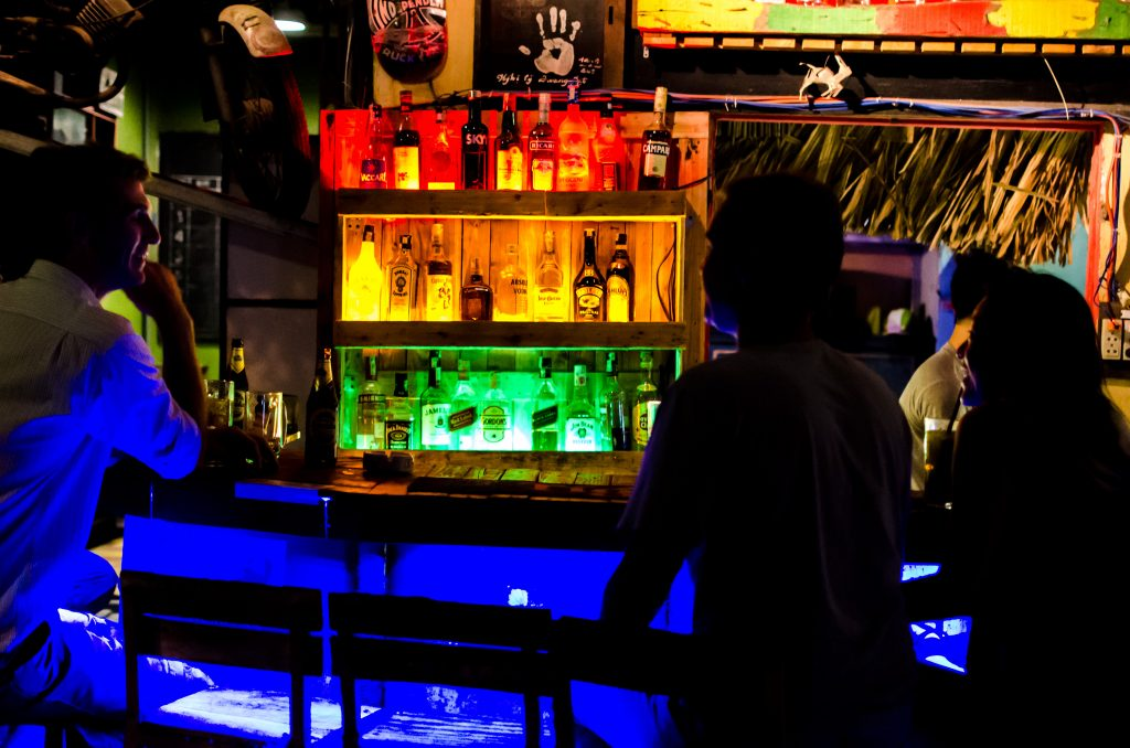 Minsk Bar in Da Nang