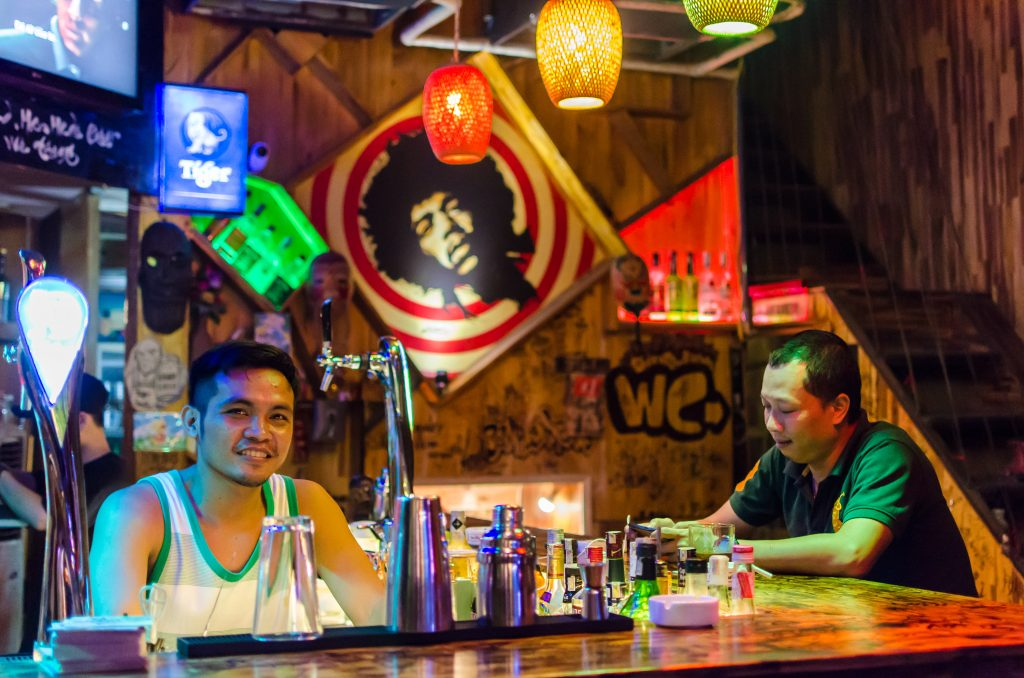 Simple Man Bar in Da Nang