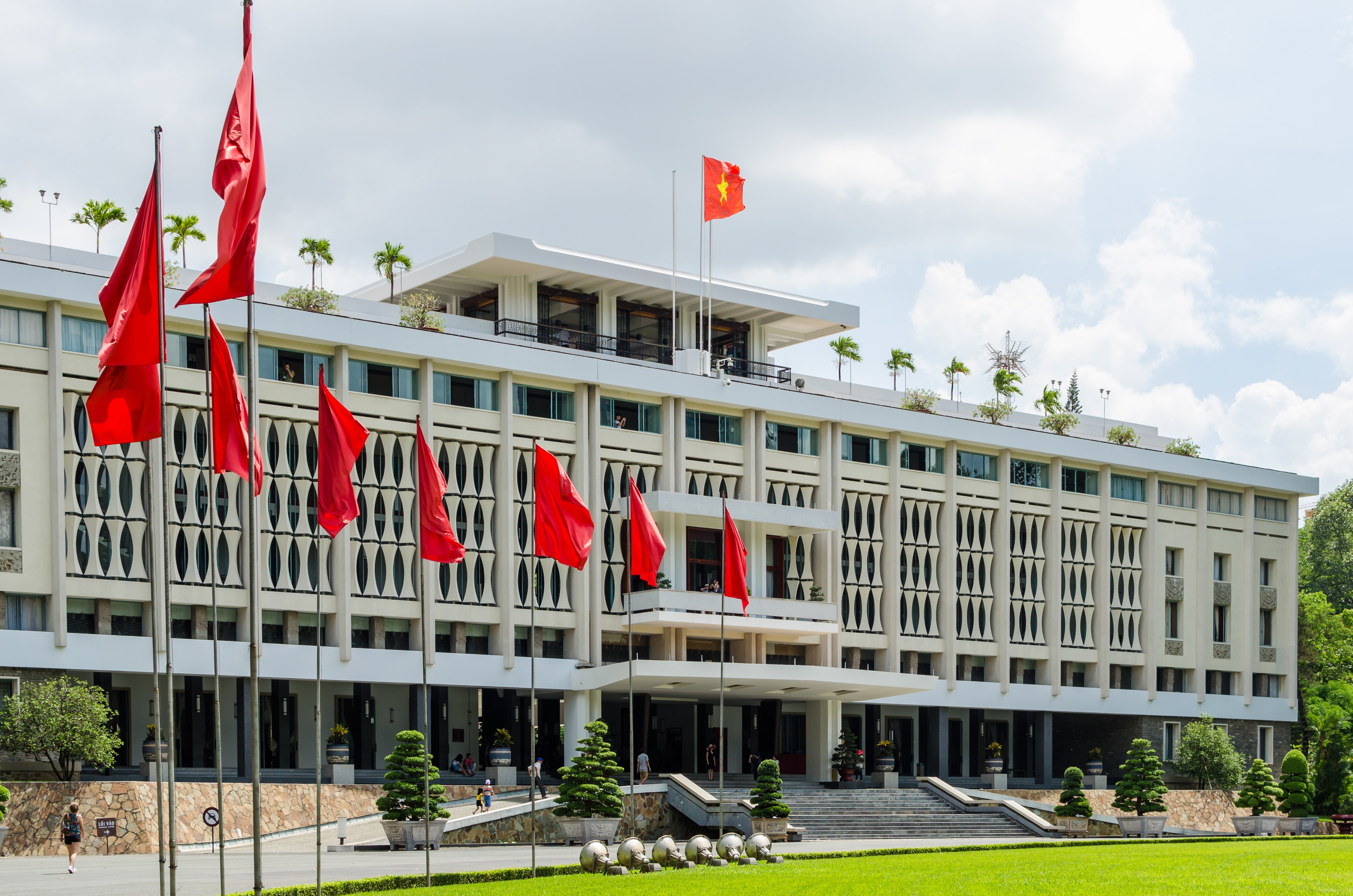 Independence Palace A Peek Into Vietnam S History The