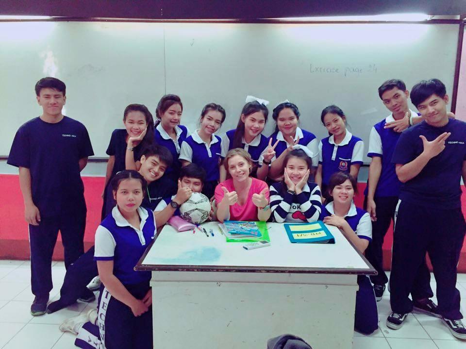 Praca w Tajlandii
