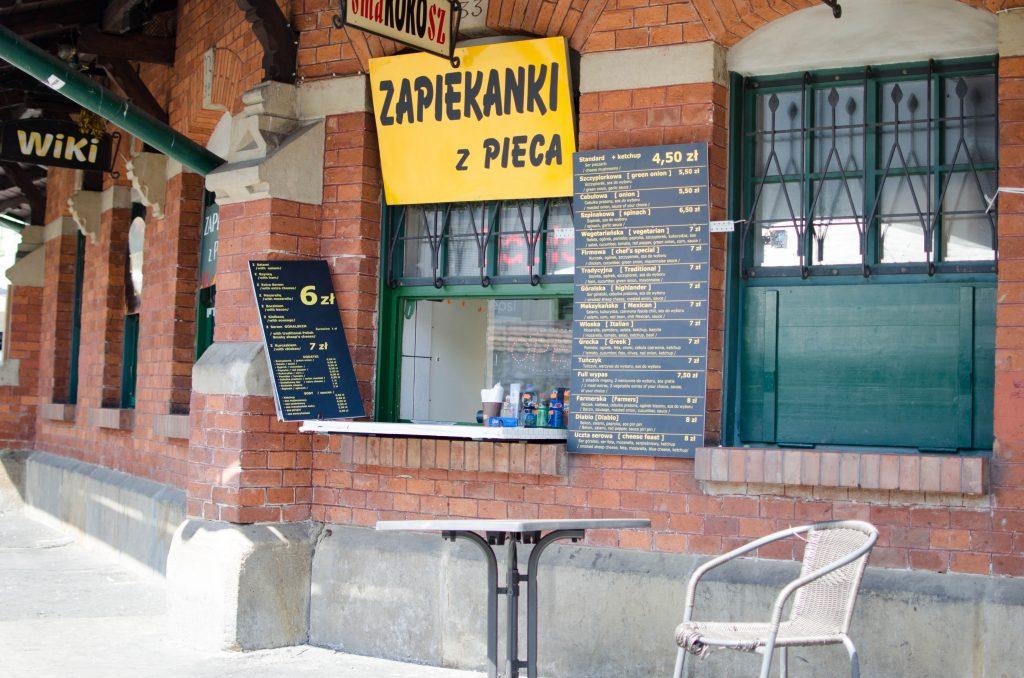 Okrąglak Plac Nowy Kraków