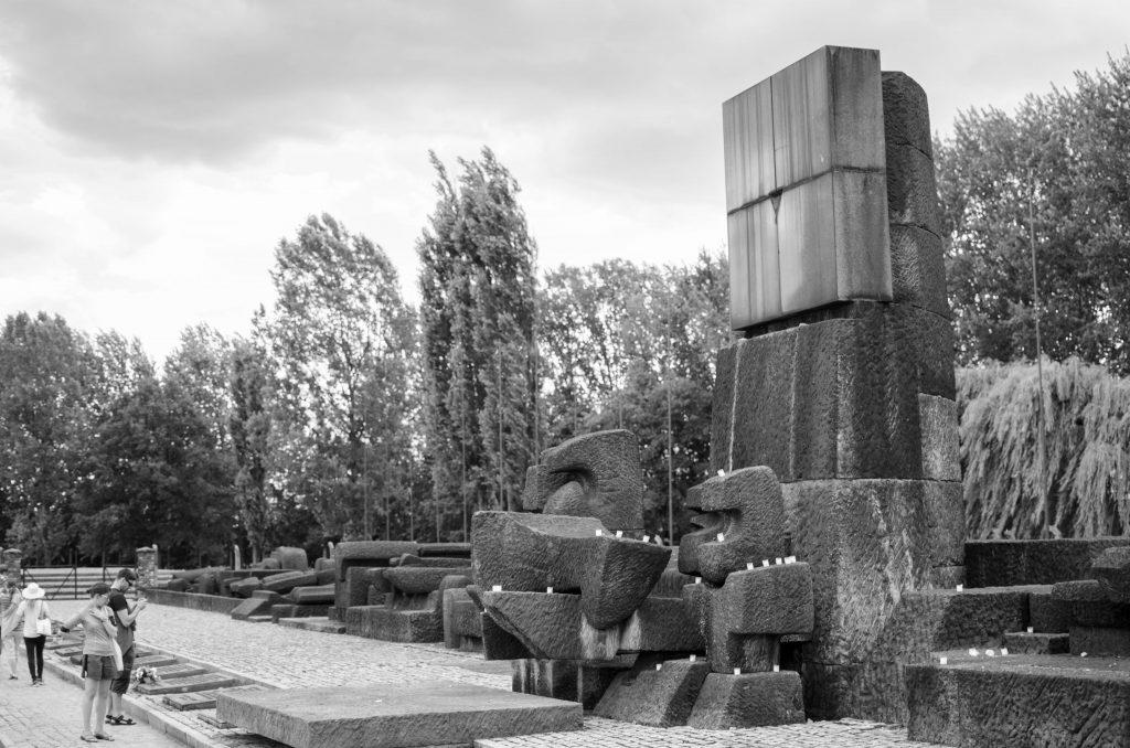 Auswitz Birkenau Oświęcim