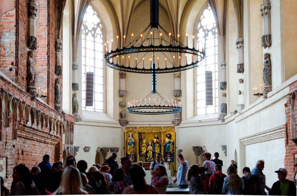 Malbork-castle-chapel