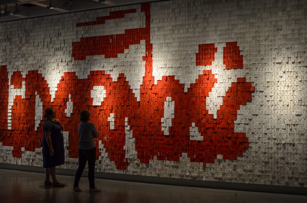 european-solidarity-center-gdansk-solidarnosc-wall