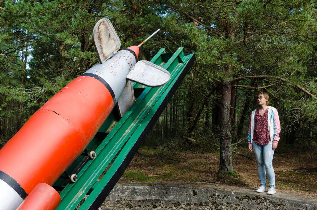 wyrzutnia rakiet leba