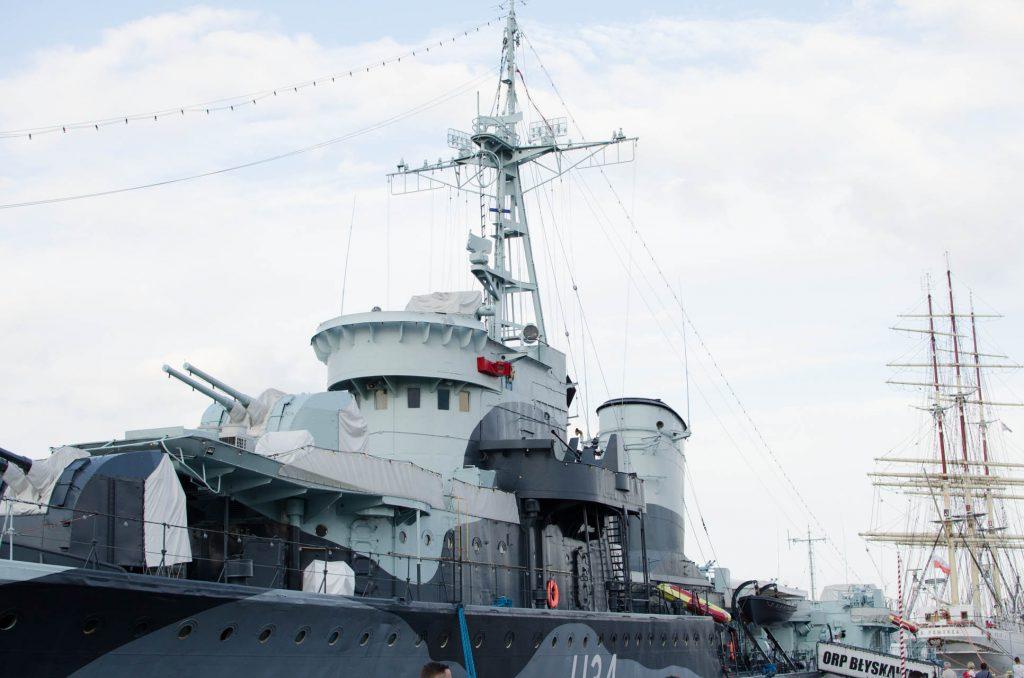 gdynia-onr-blyskawica-destroyer