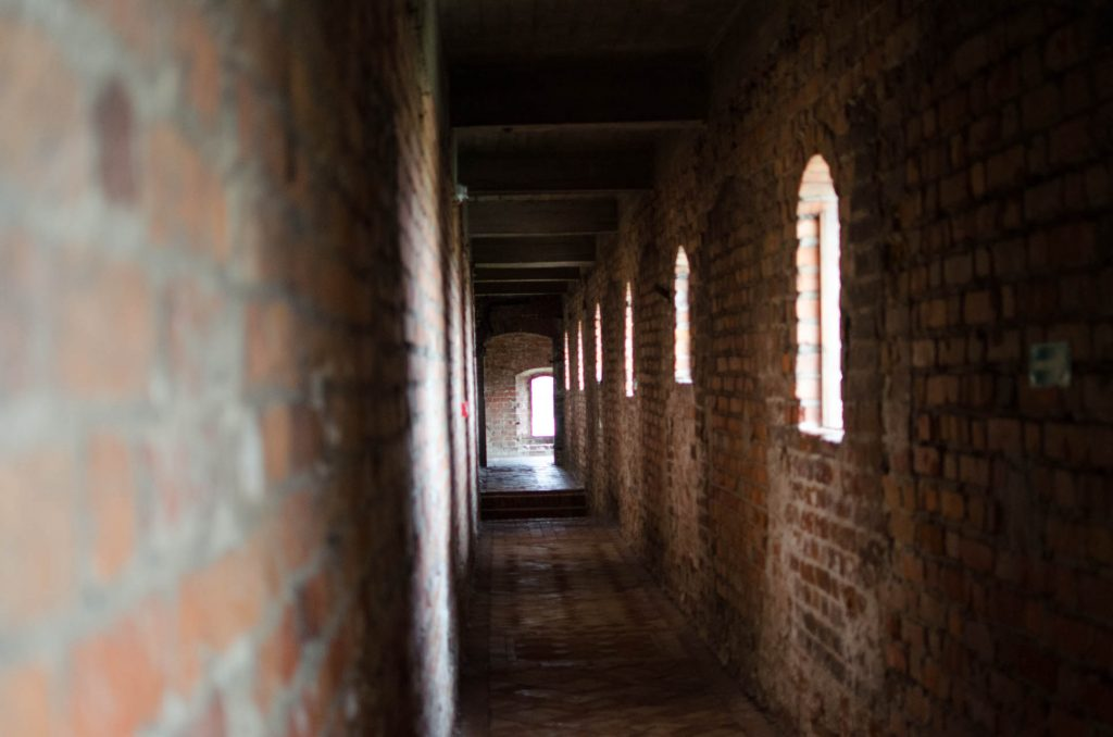 Gniew Castle interior