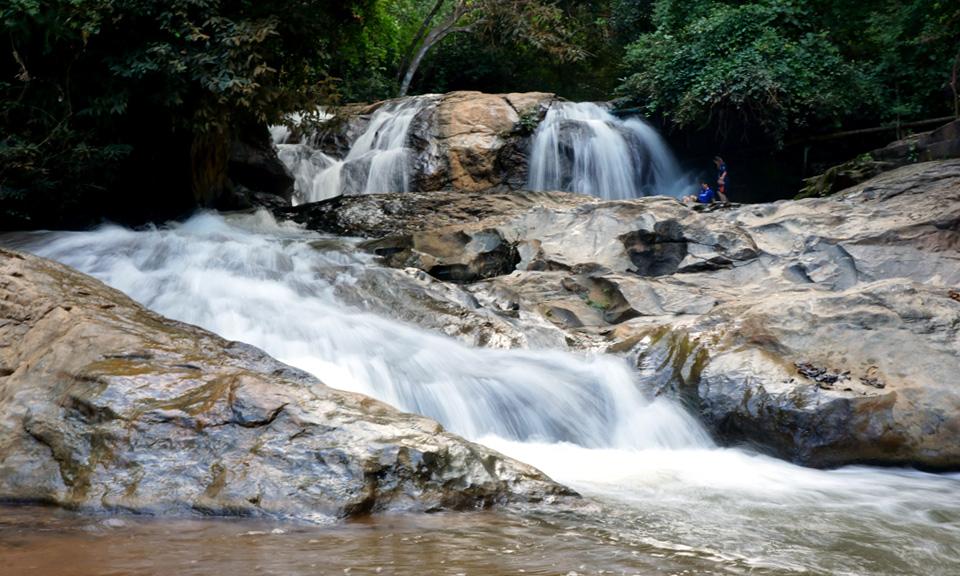 Mae Sa Waterall, Chiang Mai