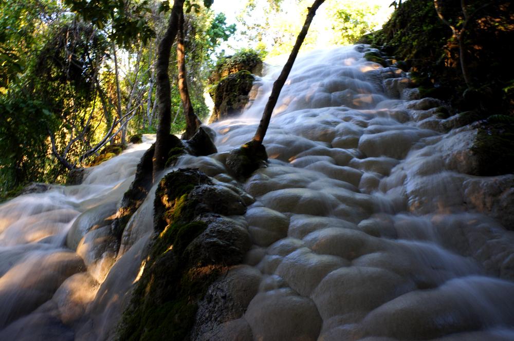 Bua Tong Sticky Waterfall, Chiang Mai