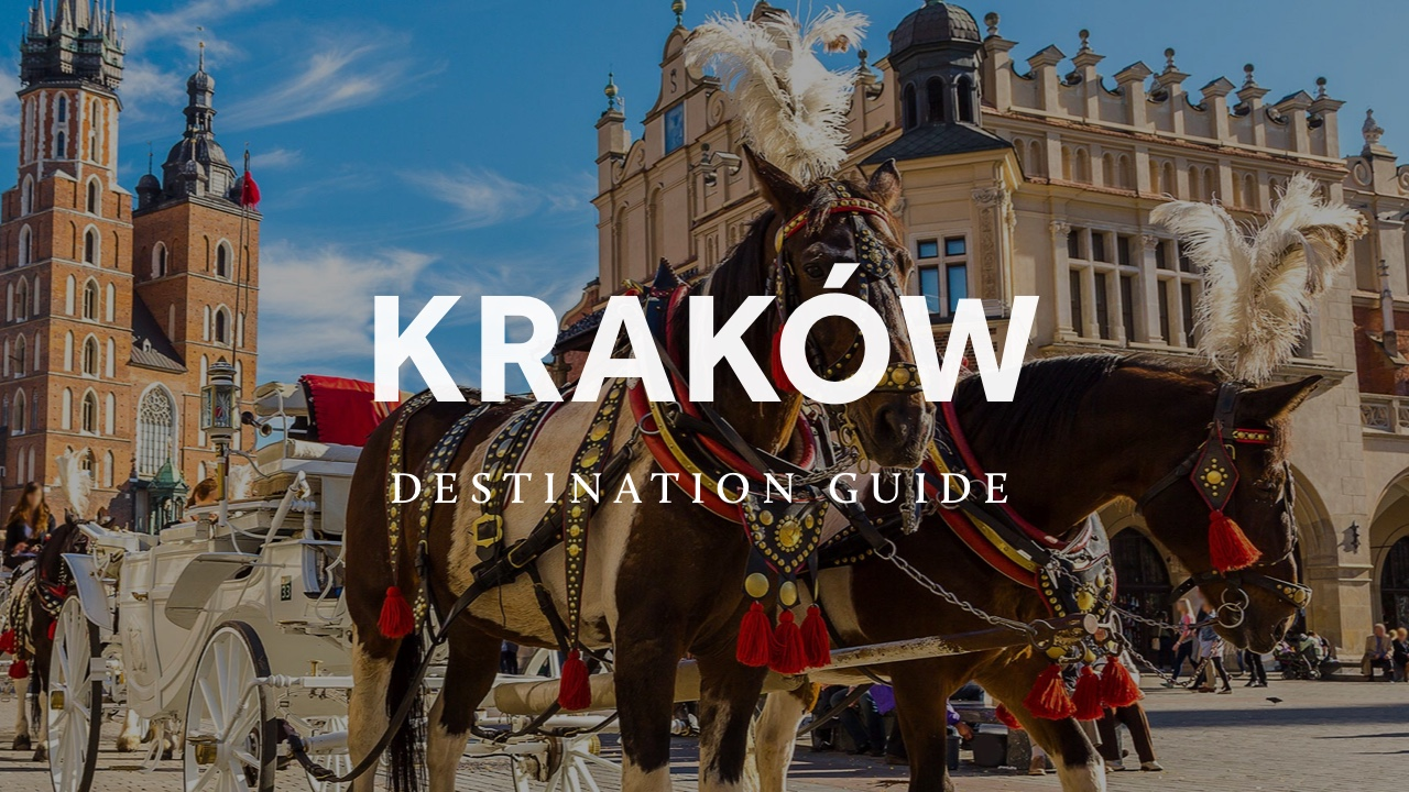 Kraków Travel Guide | The Blond Travels
