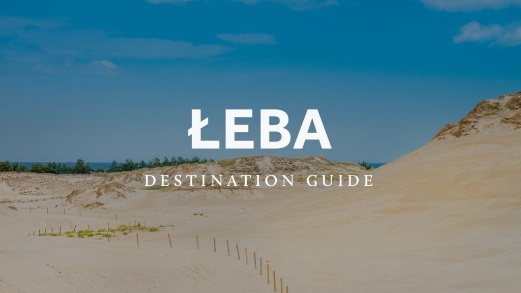 Łeba Destination Guide