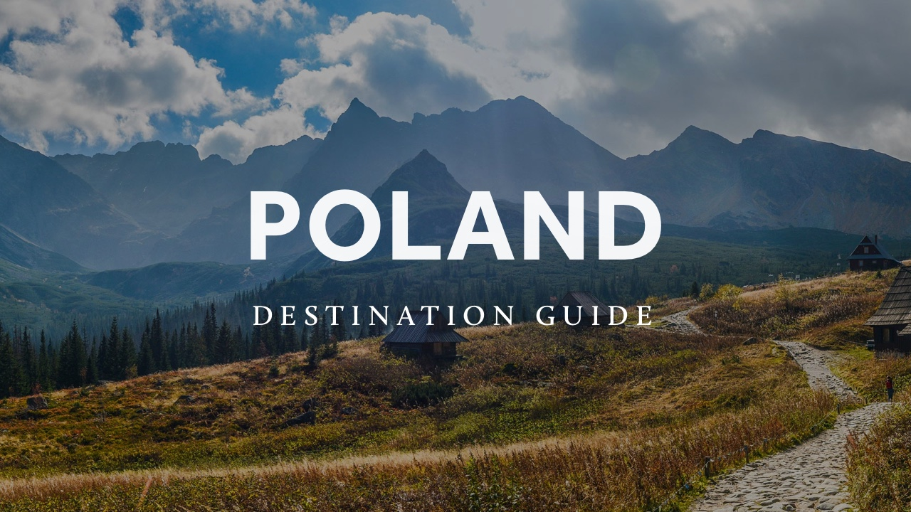 Poland Travel Guide The Blond Travels