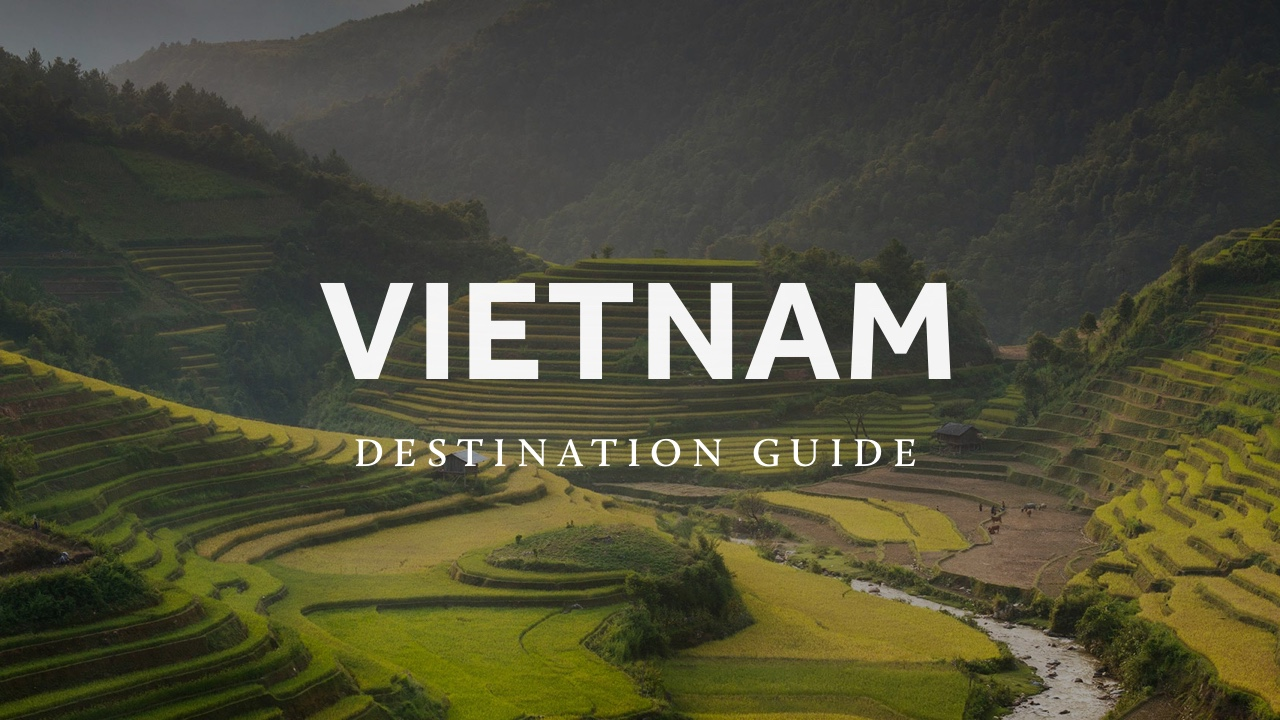 Vietnam Travel Guide - The Blond Travels