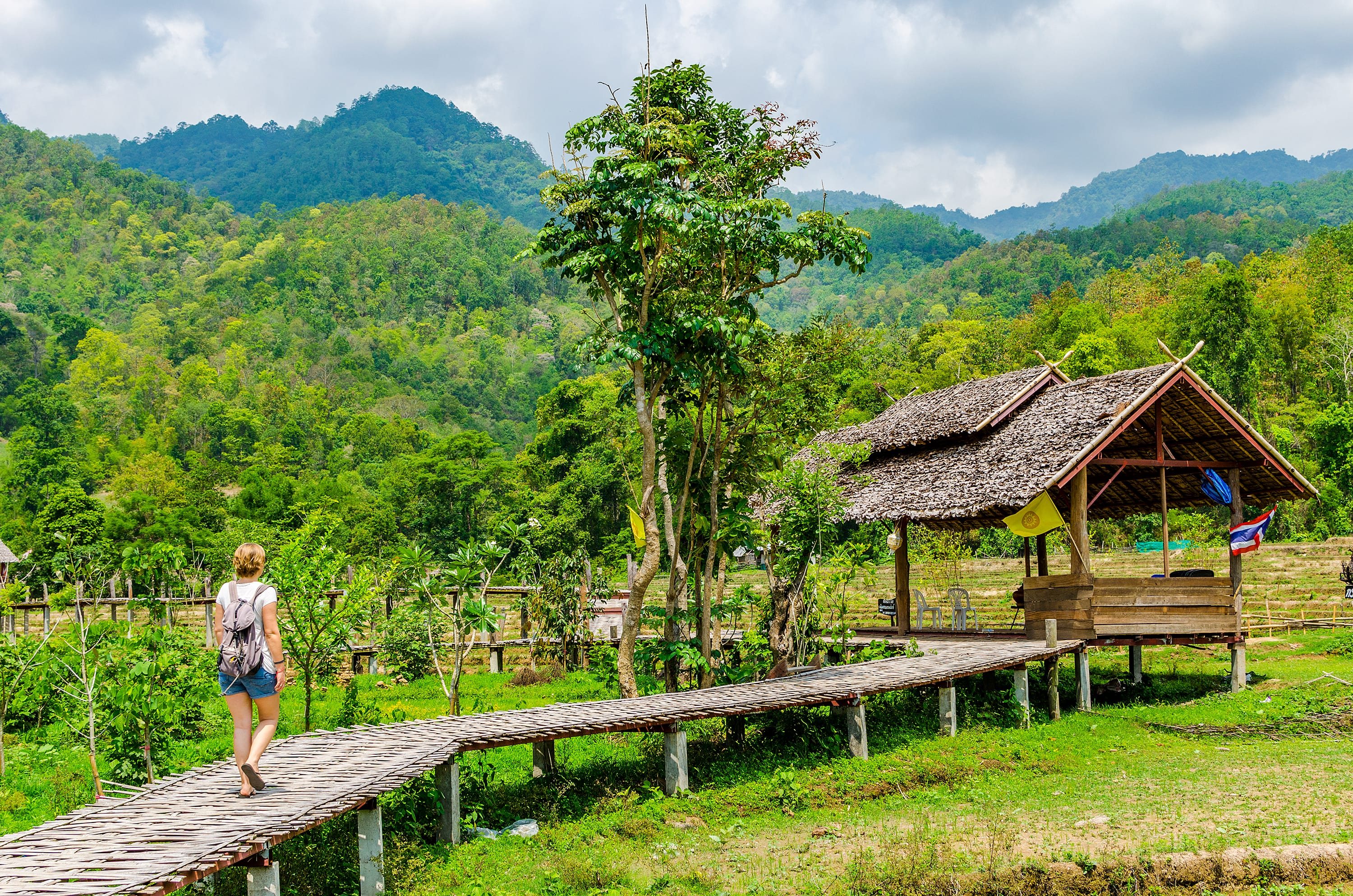 9 places to see in Pai | The Blond Travels