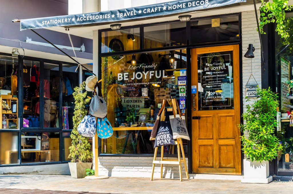 Boutique at Think Park in Chiang Mai