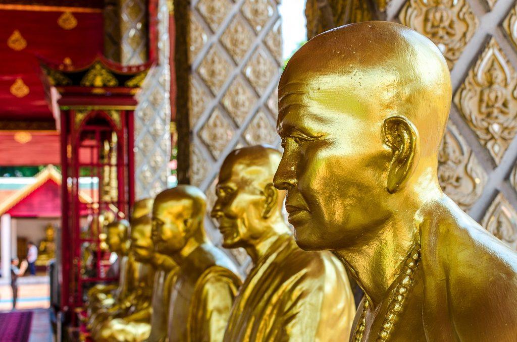 świątynia tajlandia