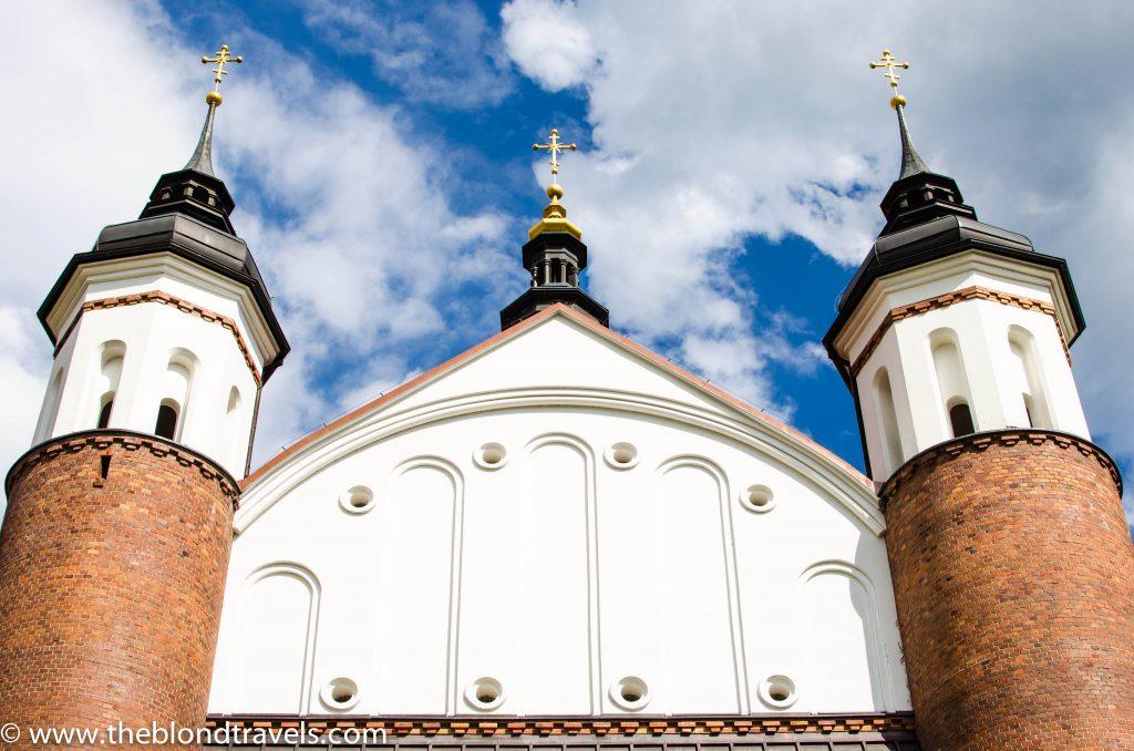 cerkwia w supraślu, zewnetrzna kopula