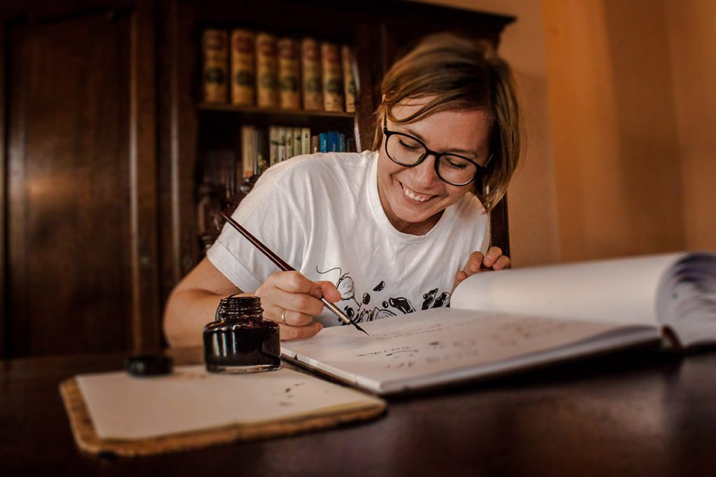 muzeum druku suprasl podpisywanie ksiegi