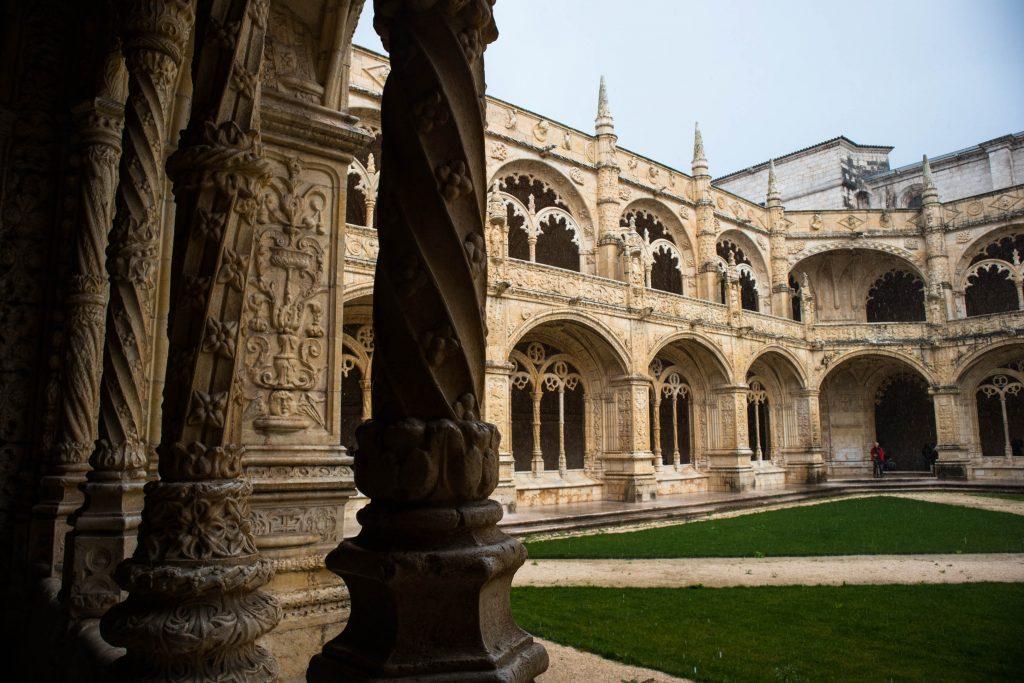 Klasztor Hieronimitów Belem architektura