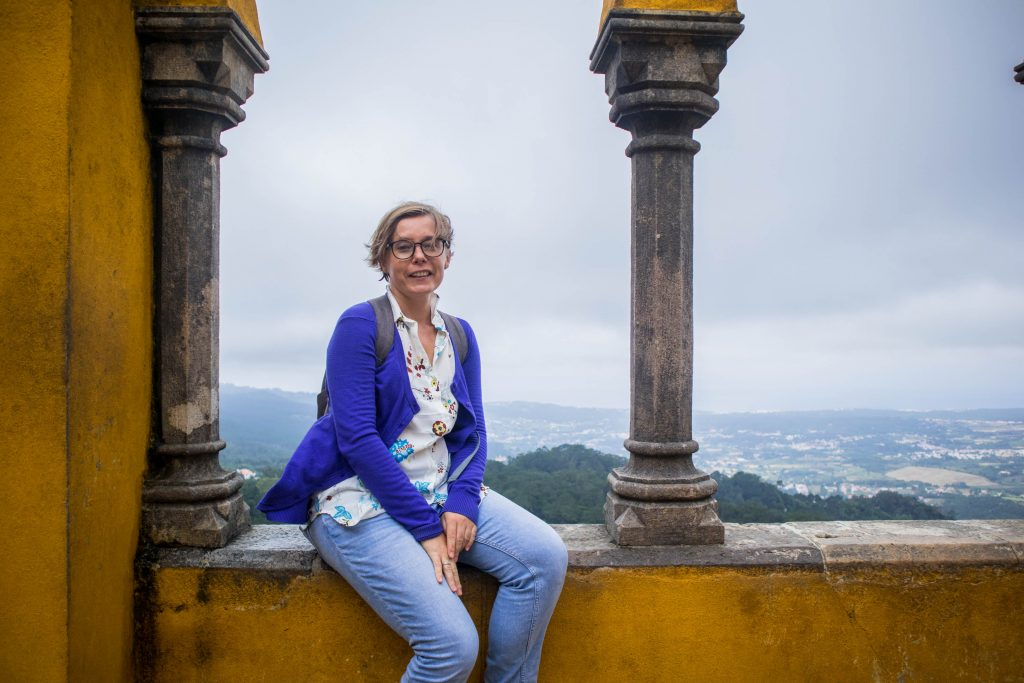viewpoint in pena palace