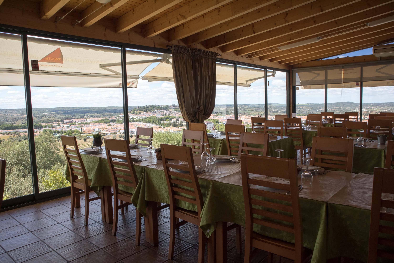 restauracja z pięknym widokiem w alentejo
