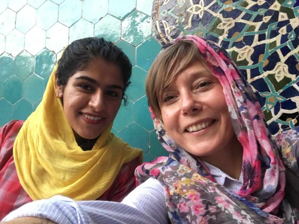 couchsurfing w iranie