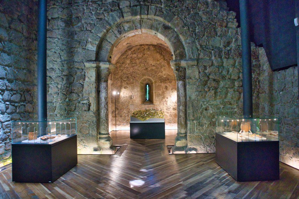 Muzeum przy Zamku Maurów w Sintrze.