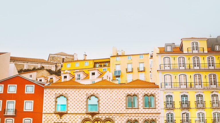 domy w portugalii