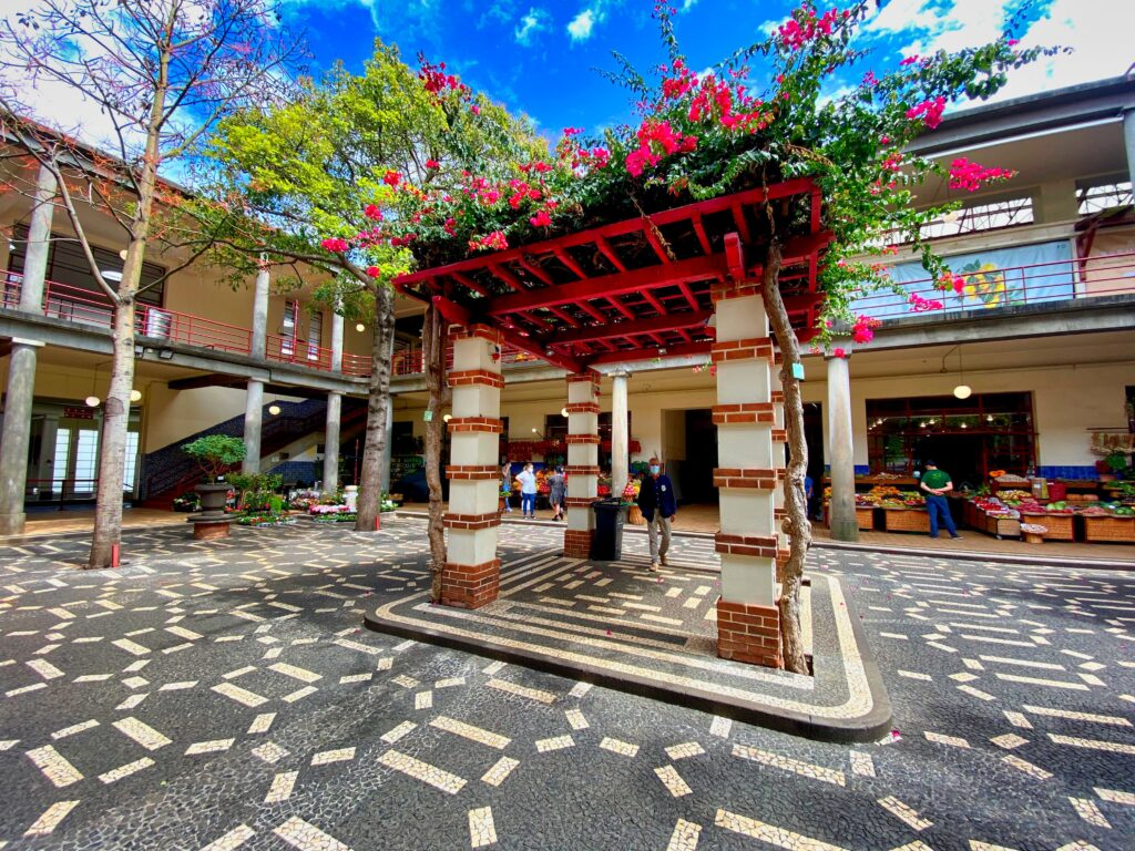 Mercado dos Lavradores, Madera.